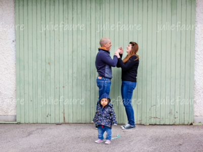Anaïs et sa famille